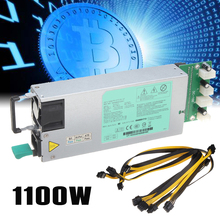 S SKYEE 100W Mining Power Supply 6 Graphics Card For 110-240V 6 GPU Open Rig Mining For Ethereum For Computer PC Power Supplies