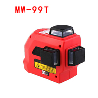 Fukuda MW 99T 12Lines 3D Laser Level Self Leveling 360 Horizontal And Vertical Cross Super Powerful