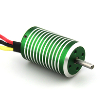 X-Team RC model accessories XTI2845 4-Poles Inrunner Brushless DC Motor for 1/12 car and boat