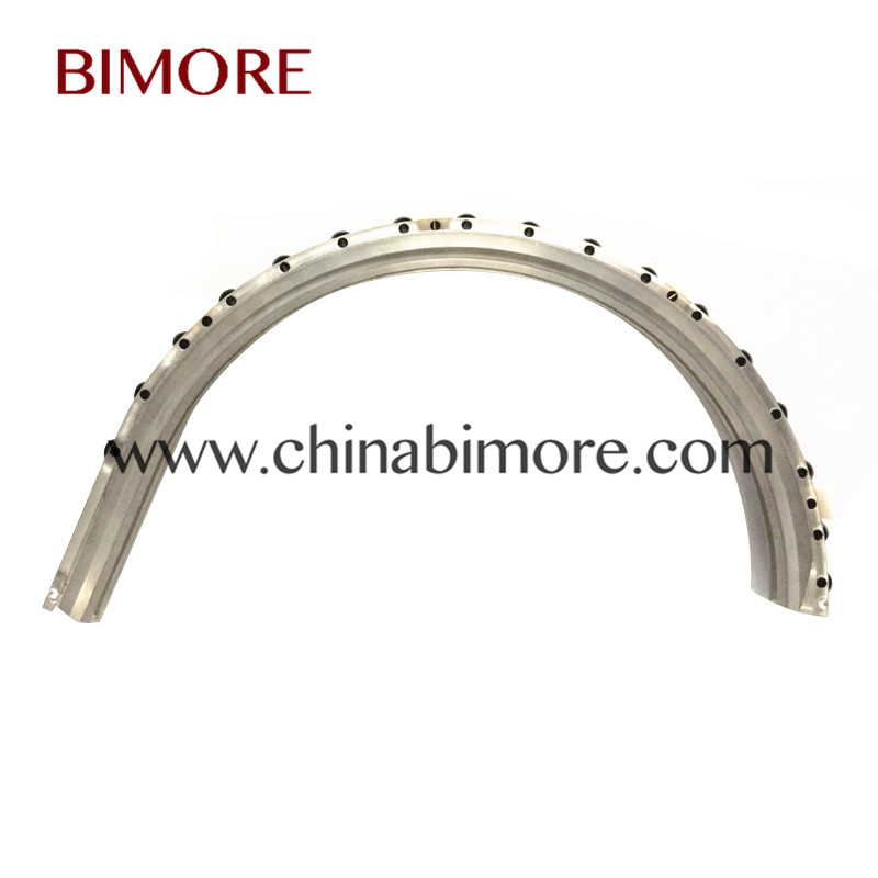 506NCE Escalator Handrail Curve Guide 660mm цены