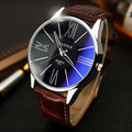 mens watches top brand luxury 2016 YAZOLE watch men fashion business quartz-watch minimalist belt Korean watch relogio masculino