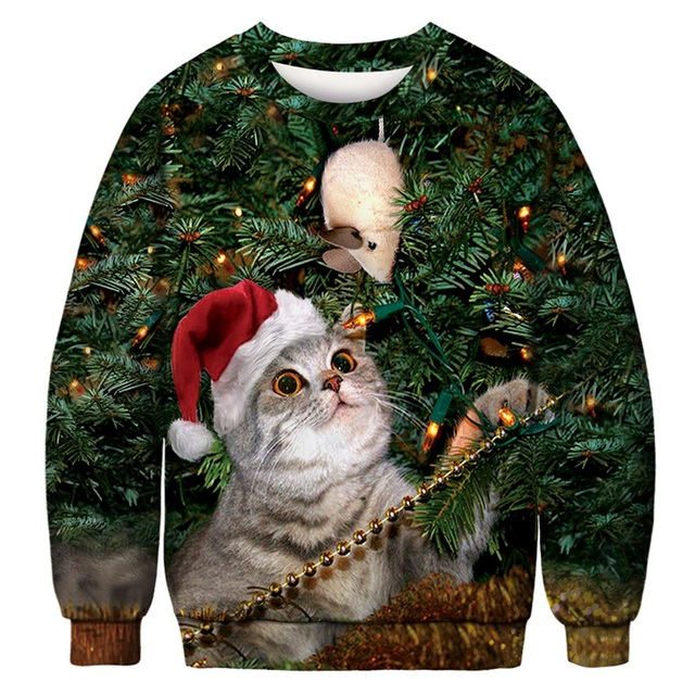 AA30003 Mens ugly christmas sweater 5c64c1130a218