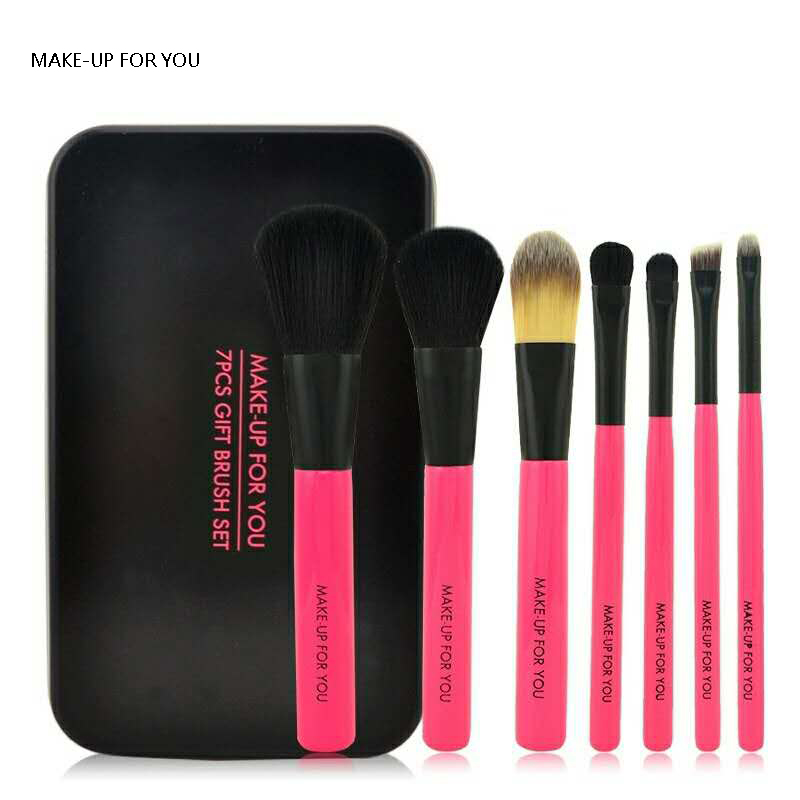 Eye makeup brush set