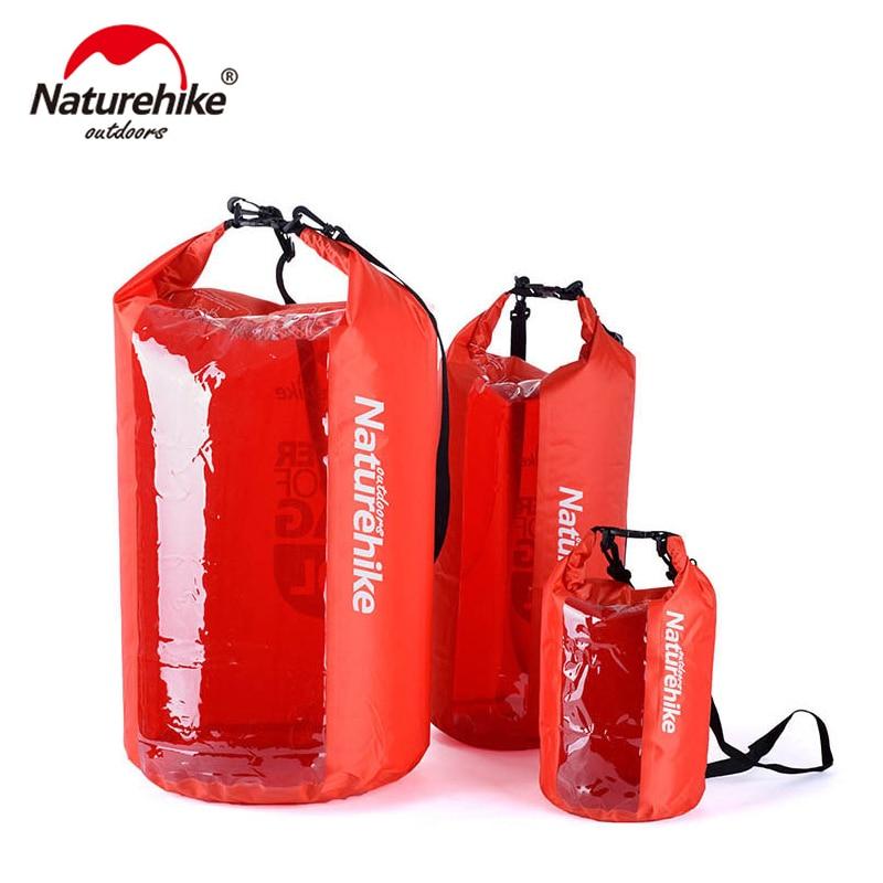 NatureHike Qualidade Superior 60L Ultraleve Rafting Dry Sports Saco de Viagem À Prova D' Água À Deriva NH15S005-D