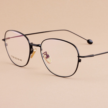 Reading Eyeglasses Optical Glasses Frames Glasses Women Male New Cat Eye Frame Ultra Light Frame Clear Glasses Round 17128