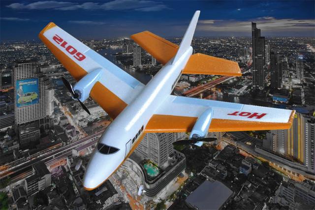 Aviones de control remoto grande gota resistente HQT6012 helicóptero aviones UAV aviones modelo de los aviones de ala fija