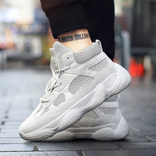 Zanvllchy 2018 Winter Mens Casual Shoes Top Quality High Top Sneakers Men Y 500 Breathable Tenis Masculino Adulto Trainers Boots