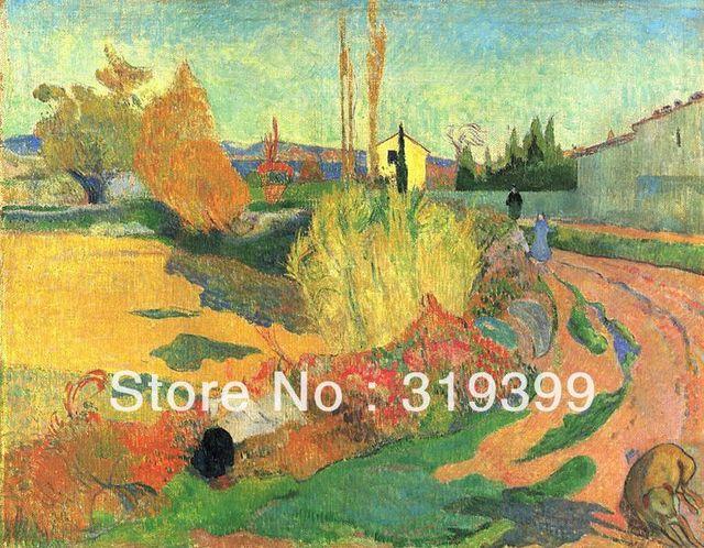 Paul Gauguin Peinture À L'huile Reproduction sur cavas de