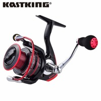 KastKing Brand New 100 Waterproof Carbon Drag Spinning Reel With Larger Spool 19KG Max Drag Sea
