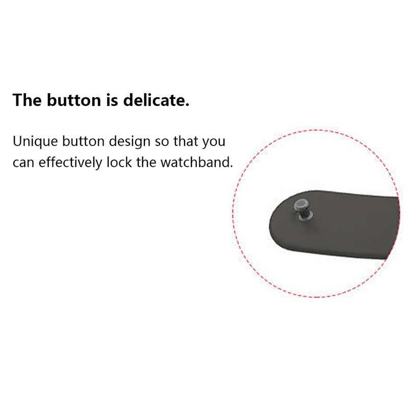 Correa de silicona para Xiaomi Mi Band 3, repuesto de correa de silicona para reloj inteligente Xiaomi Mi Band 3, accesorios para pulsera inteligente Mi Band 3