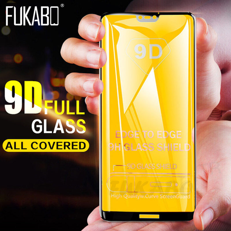 Tempered-Glass Protective-Film Screen-Protector Full-Cover Xiaomi Mi A2 Lite 9D 6X