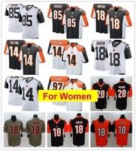 women Cincinnati A.J. Green Joe Mixon Geno Atkins Andy Dalton Tyler Eifert  Game Color Rush Football e4c87304b4