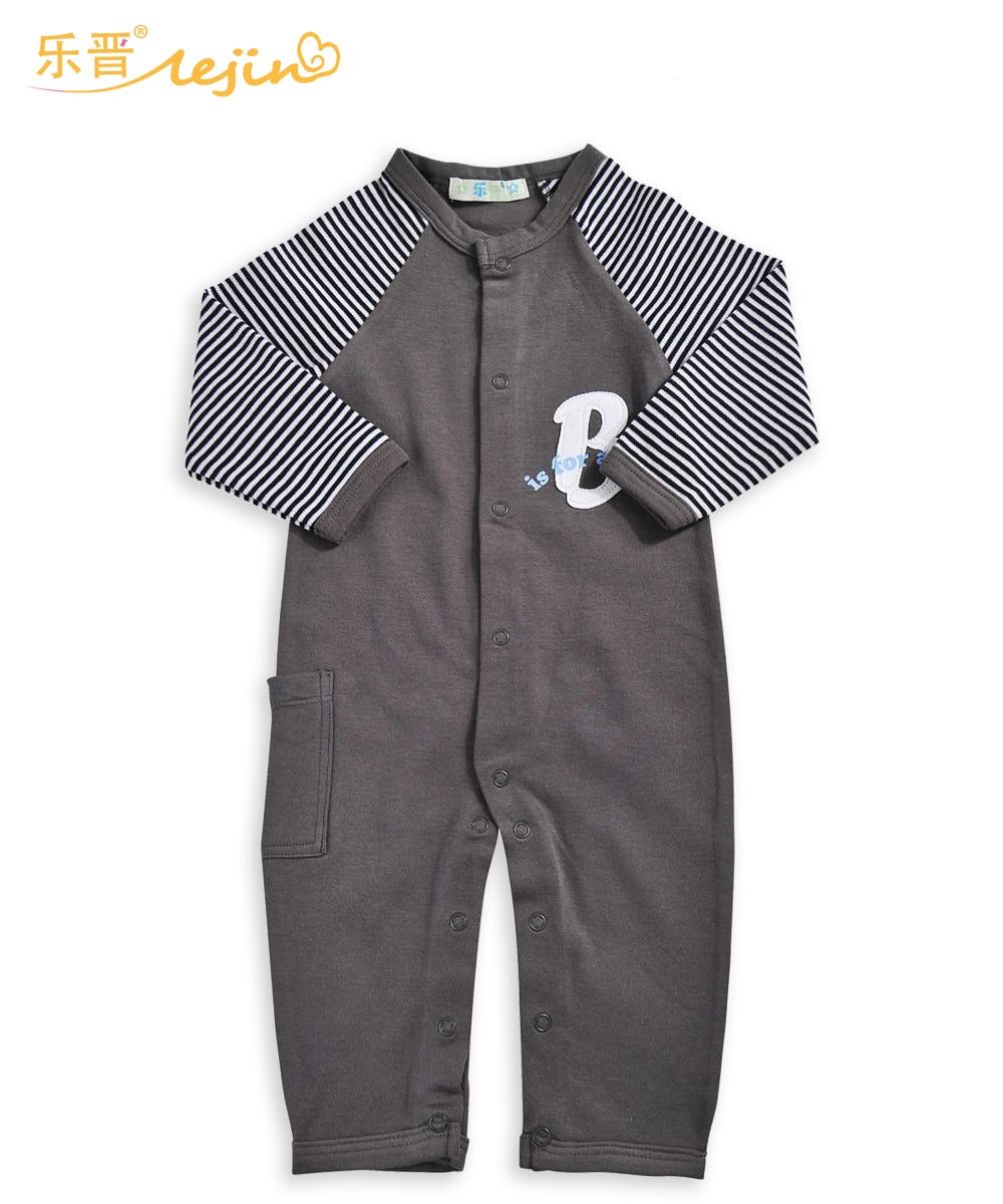 Bébiruhák Rompers Újszülött fiú viselni csecsemő puha aranyos - Bébi ruházat