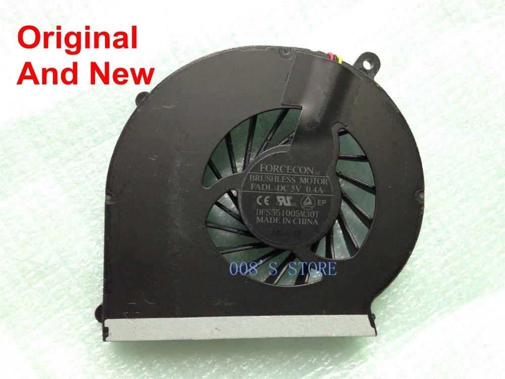 647316-001 HP 2000 Presario CQ57 Cooling Heatsink and Fan