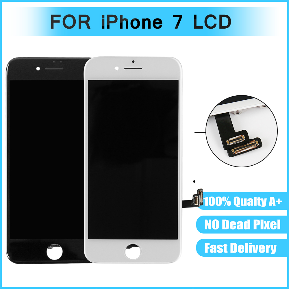 Lcd-Display Touch-Screen IPhone 7 Digitizer-Assembly-Replacement For Pantalla With Super-Quality