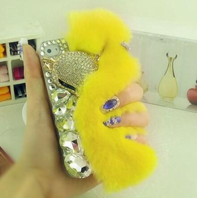 100-real-pele-de-coelho-caso-para-iphone-6-4-7-polegadas-cobrir-venda-quente-nova (13)