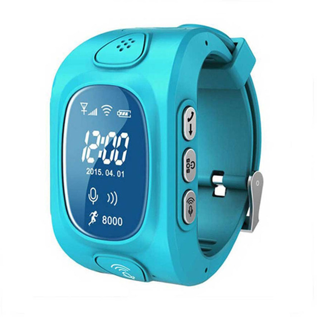 Device Y3 Wrist Watch  Security Watches Anti-lost SOS Children Safety Smart Pedometer Call Tracking Kid Locater Tracker