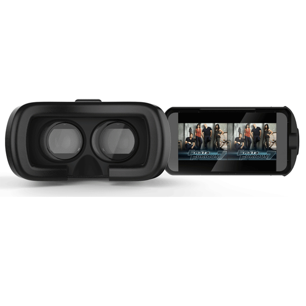Ultra Clear Google Cardboard Vr Box 30 With Mini Smart Bluetooth Plus Remote Wireless Control Gamepad Realite Virtuelle Lunettes In 3d Glasses Virtual Reality