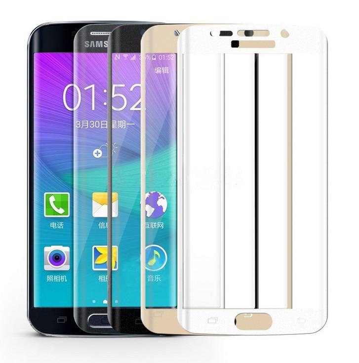 For Samsung S10e S10 S10 S9 S8 S6 S7 Edge Plus 9H Curved Tempered Glass 3D