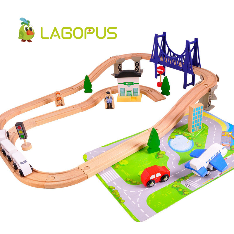 Train Sets Wooden Toys Airport 0 Types Available Wooden Train Track Pack Train Toys Early Education Toys For ChildrenTrain Sets Wooden Toys Airport 0 Types Available Wooden Train Track Pack Train Toys Early Education Toys For Children