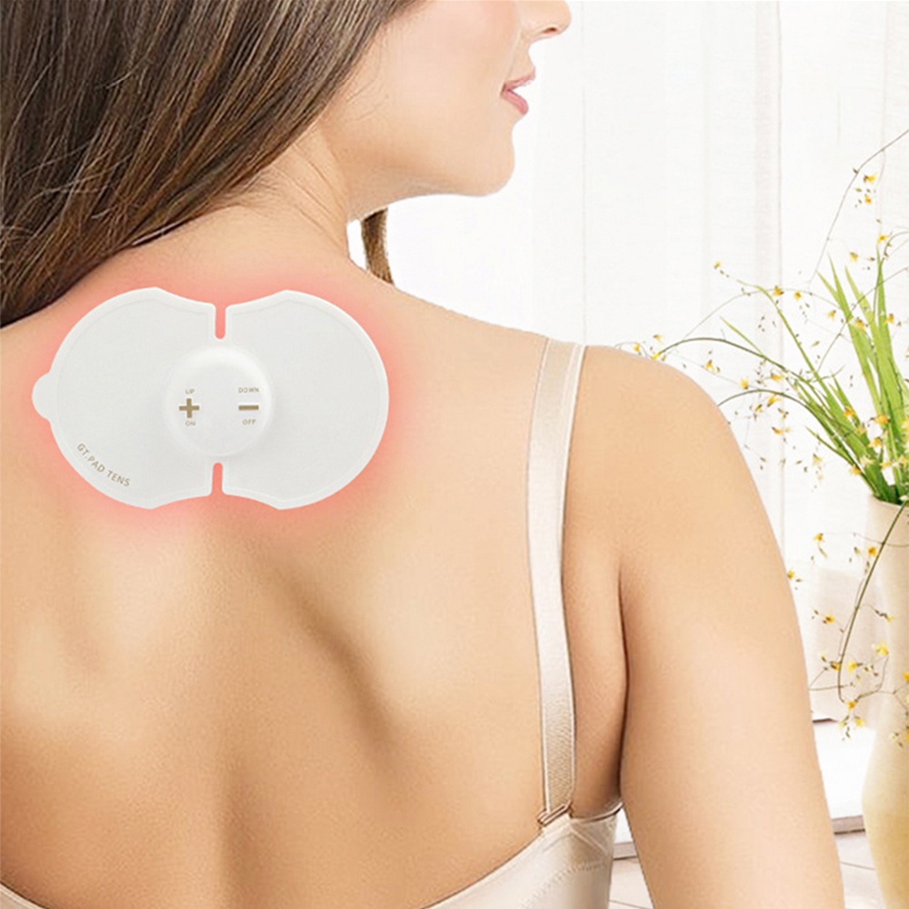 Cervical Massage Electric Physiotherapy Sticker