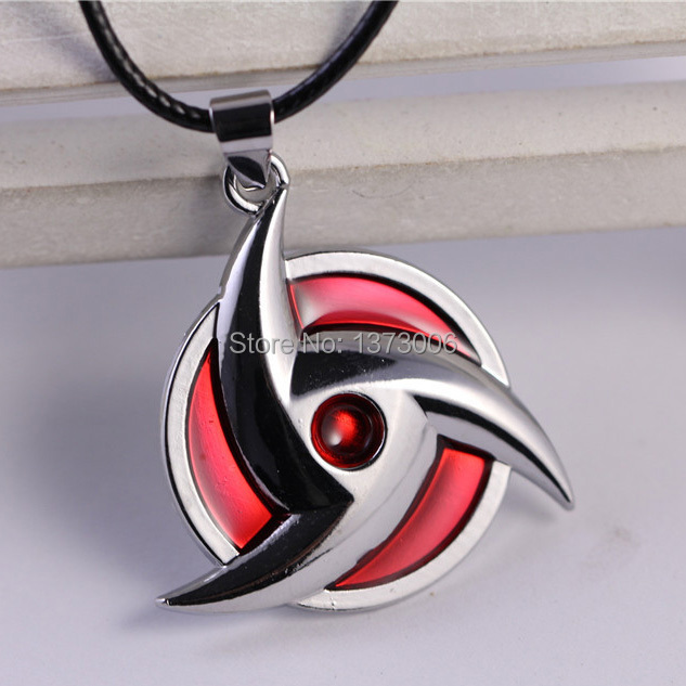 image gallery sharingan necklace