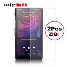 9H Premium Protective Tempered GLass for fiio M11 M9 X5 III Scratch-Proof Screen Protector Front Film for X7 MARKII M9 M11 Cover(China)