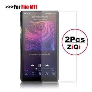 9H Premium Beschermende Gehard Glas voor fiio M11 Pro M22 M9 X5 III Screen Protector Voor Film voor X7 MARKII M9 M11 Cover(China)
