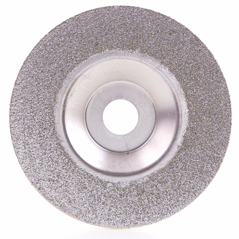 1*Grinding Wheel 4Inch Hot Sale Grinding Wheel 100mm Diamond Disc Grit 60 Stone Tools Replacement 12000 RPM Tools Parts