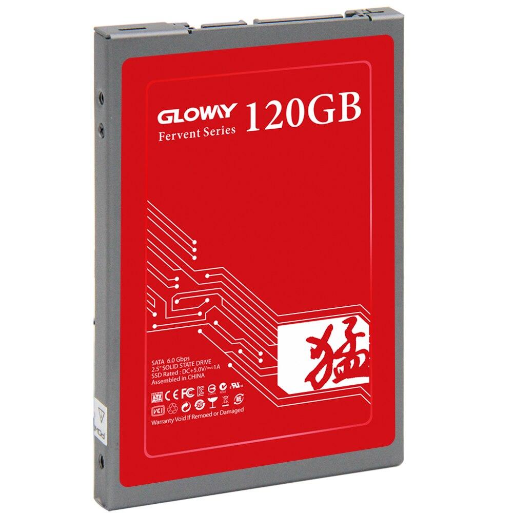 Gloway haute qualité ssd 120g solid state disque dur sata3 2.5 pouces Interne 60 gb 120 gb ssd dur lecteur Livraison Gratuite