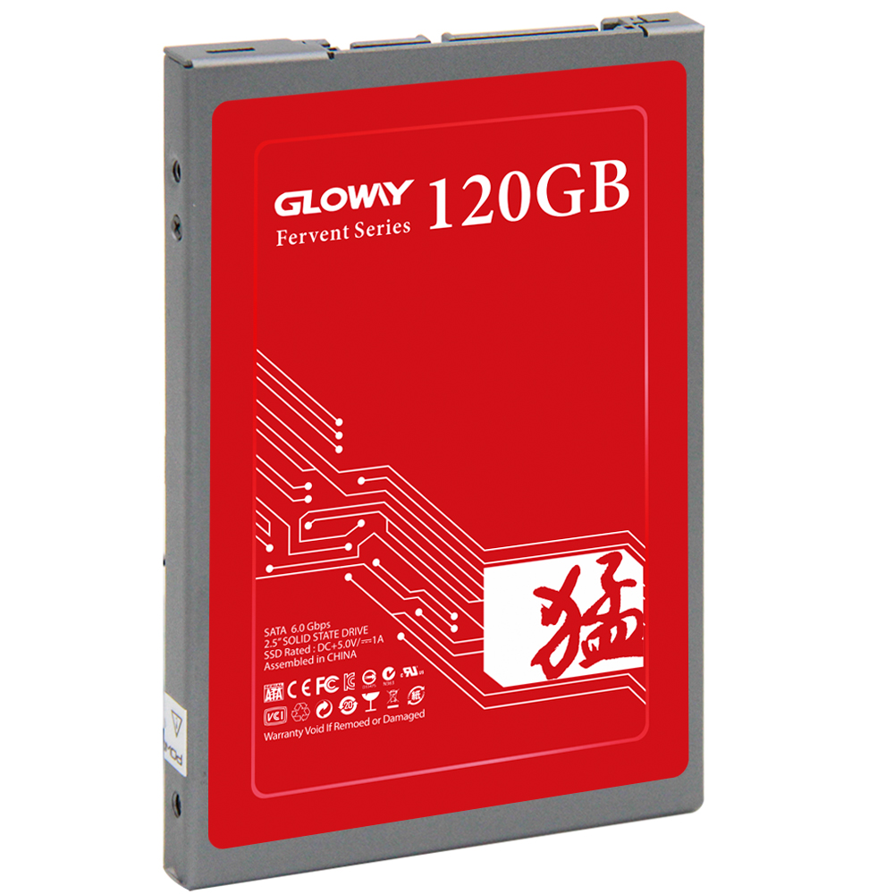 Gloway high quality ssd 120g solid state hard drive sata3 2.5inch Internal 60gb 120gb ssd hard drive Free Shipping