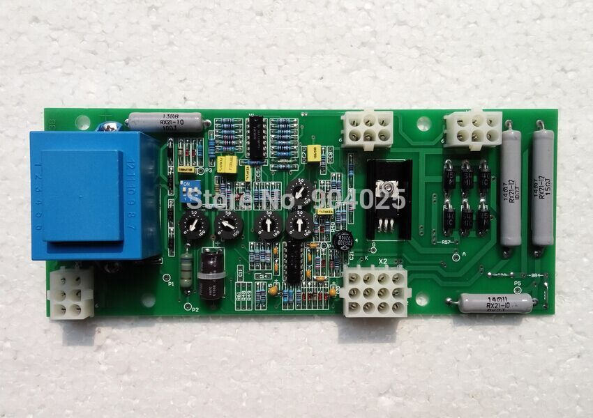 Generator Parts Replacement Automatic Voltage Regulator AVR For 1FC6 Series Generator 6GA2 491-1A rgv12100 robin generator avr automatic voltage regulator replacement parts