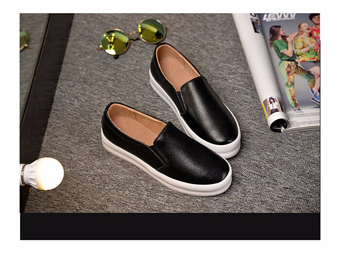 Free Shipping Spring and Autumn Men Canvas Shoes High Quality Fashion Casual Shoes Low Top Brand Single Shoes Thick Sole 7583