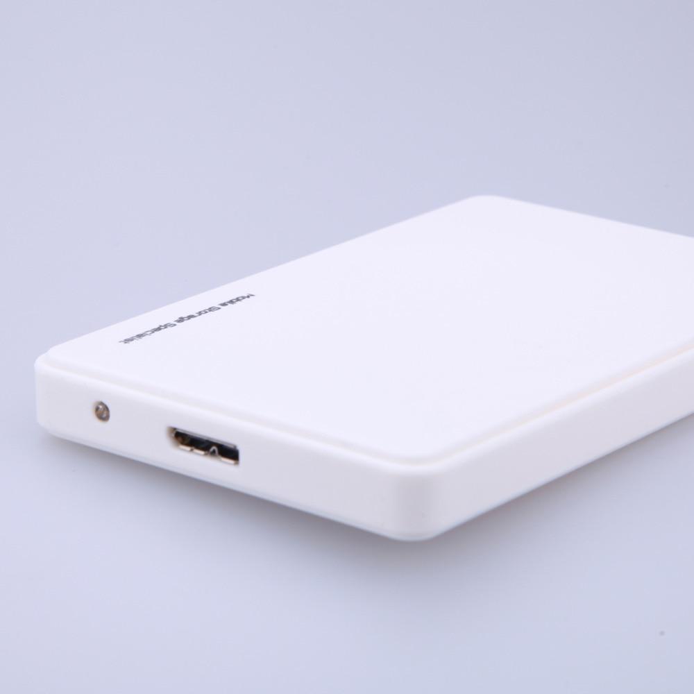 Valge kõvaketta karp SATAUSB 3.0 HDD kõvaketas Väliskarbi ümbris - Arvuti komponendid - Foto 5