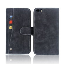 Hot! Ipro A58 i9506 Case High quality flip leather phone bag cover case for with Front slide card slot
