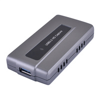 USB 3.0 HD Video Recorder Device,HDMI Video Capture Card, 1080P 60fps Full HD Recorded into Computer for Windows Mac Linux os