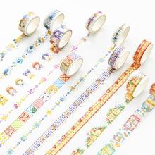 Hamster Fruit Star Lovely Decorative Washi Tape DIY Scrapbooking Masking Tape School Office Supply