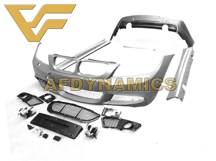 Buy PP Full Body Kit suitable for BMW 05-12 E90 3 Series 316d 318i 318d 320i 320d 325i 325d 330i 330d 335i 335d Upgrade to M Tech for only 999.99 USD