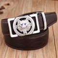 mens belts luxury snake style cowhide genuine leather jaguar fashion 2017 new designer 135 cm big high quality automatic buckle
