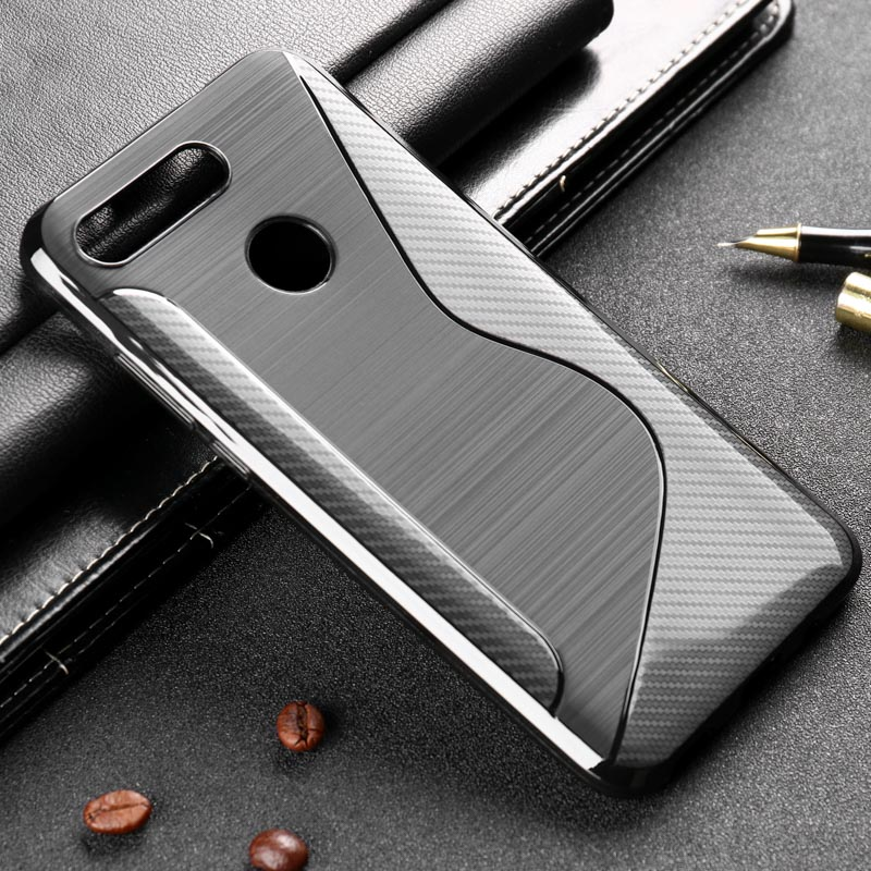 TARYTAN Case For <font><b>Huawei</b></font> Honor View 20 Case Note 10 7A 7C Pro P Smart V10 <font><b>Y5</b></font> Y6 Y7 Prime <font><b>2018</b></font> Play 7X 9 V20 DUA-L22 Cover Bumper image