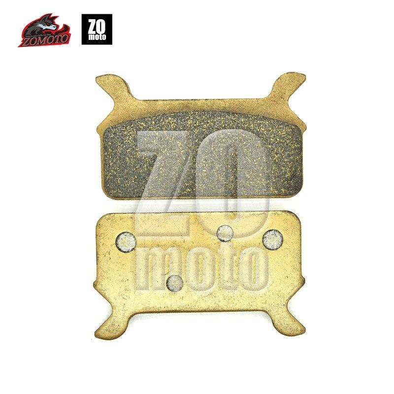 ZOMOTO 2016 Newet BRAND MOTOBIKE Disc Brake Pads fit for HARLEY DAVIDSON  FLT FLHT FLTHCL LYNDALL BRAKES PAD REF 7157 b0effc6f99e