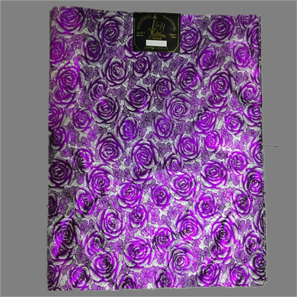 Asombroso patrón de flores africano del headtie del SEGO cabeza empate, jubileo estupendo Nigeria gele con cuentas africano cabeza JTT23 (2 unids/pack)