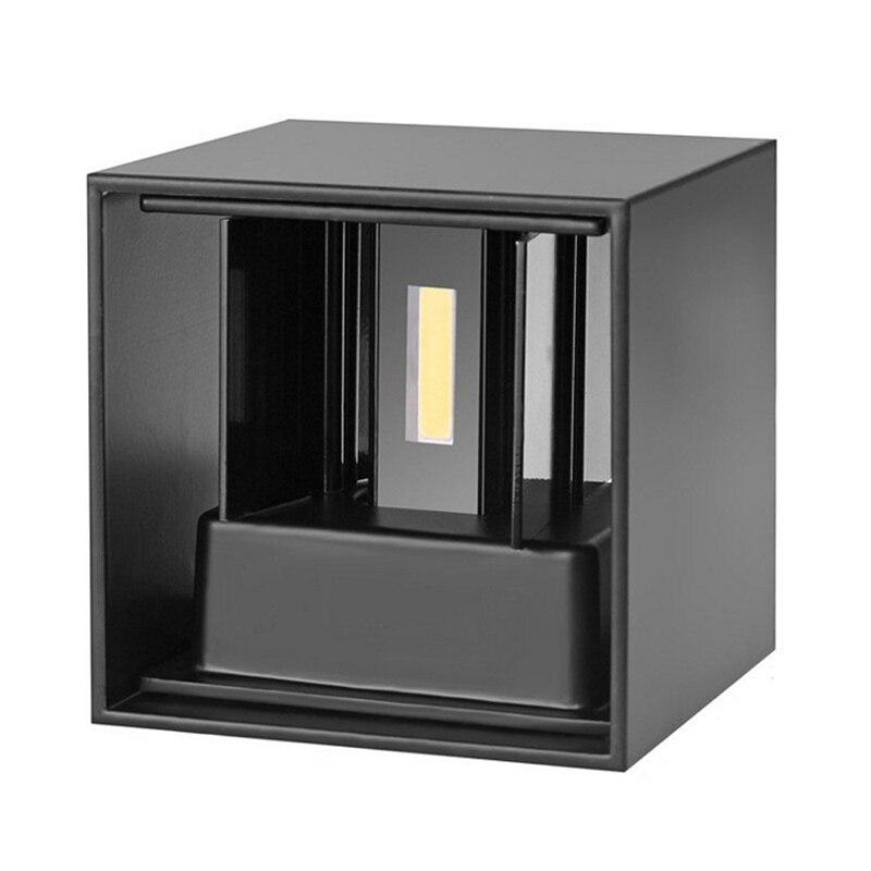Σύγχρονη λυχνία LED για το τοίχο - Εσωτερικός φωτισμός - Φωτογραφία 2