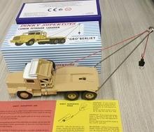 DINKY SUPERTOYS 888 Atlas 1:43 Dinky Toys CAMION PETROLIER SAHARIEN GBOBERLIET Alloy Diecast Car model & Model