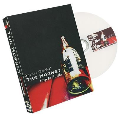 The Hornet (Gimmick+DVD),Card,Close-Up Stage Magic,Magic Accessories,Illusions,Street Ma ...