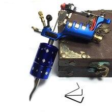 Top Tattoo-Smith Sunshine Rotary Motor Tattoo Machine Gun Liner Shade Swiss Quality Motor Carving Auto Lock Tattoo Grip
