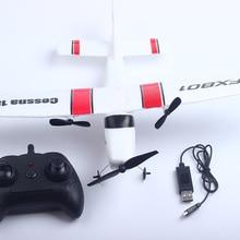 DIY Радиоуправляемый игрушечный самолёт EPP для рукоделия, Электрический Открытый пульт дистанционного управления, планер, FX-801, пульт дистанционного управления, самолет DIY, самолет с фиксированным крылом