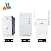 300 Мбит/с Wi-Fi ретранслятор 802.11N/B/G Беспроводной-N сети Wi-Fi Маршрутизаторы Диапазон Expander усилитель сигнала Extender WI-FI AP WPS Шифрование