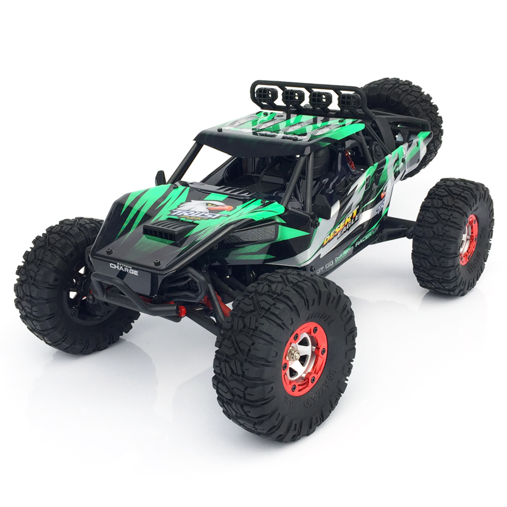 FEIYUE FY06 1:12 2.4GHz 6WD RC Off-Road Desert Truck RTR 60km High-Speed / Metal Shock Absorber RC Truck Toys Gifts For Children losi micro desert truck электро синий rtr losb0233t2