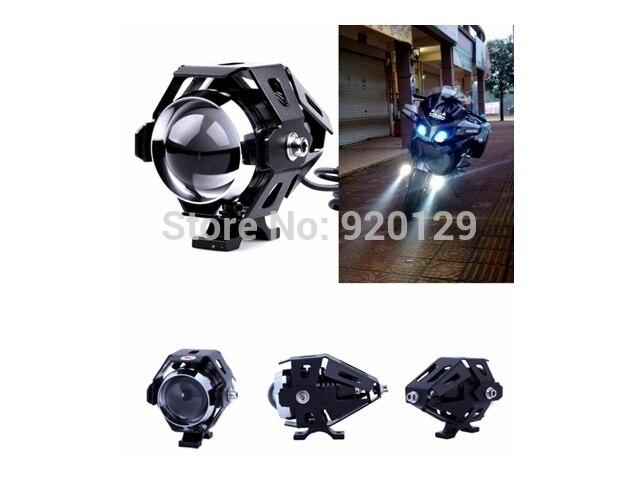 Motorcycle LED Driving Spot Light Lamp Headlight for Yamaha Road Star XV XVS STAR Virago XS Roadliner Raider